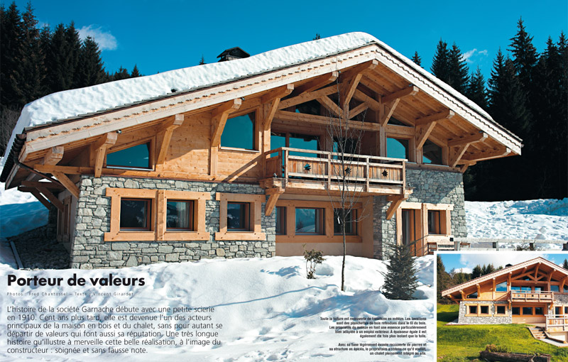 maisons et chalets en bois top lueuropenne de chalet en kit maison bois en kit chalet en kit et. Black Bedroom Furniture Sets. Home Design Ideas